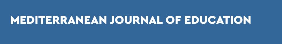 Mediterranean Journal of Education banner